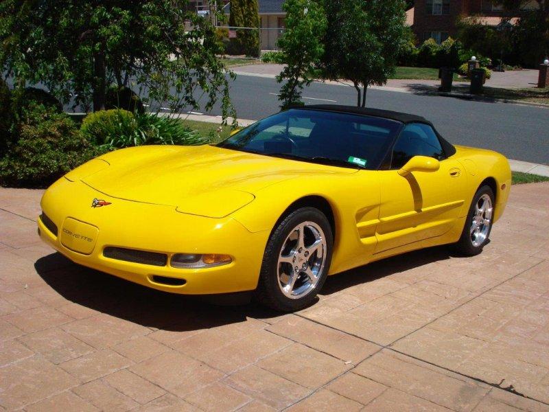 Corvette For Sale Near Me >> 2001 Chevrolet Corvette C5 Convertible | Powerforce Industries